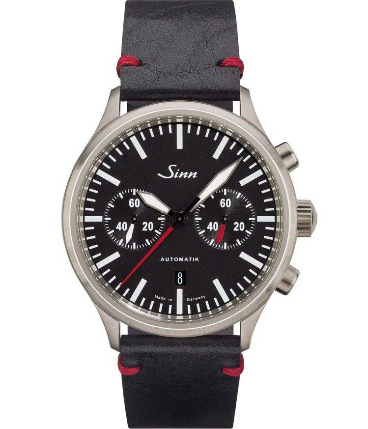 德國的Sinn向來以軍事規格打造手表,獲得2020紅點Design Prize的...
