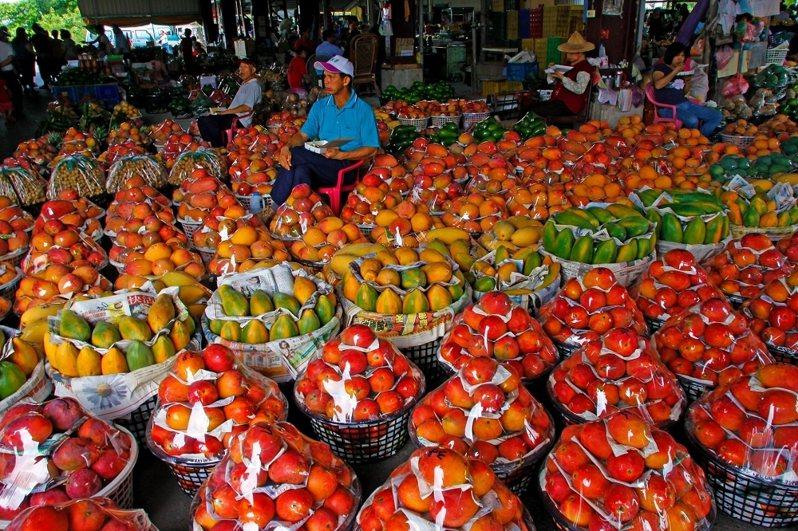 端午節連假,來台南吃芒果、芒果冰正是時候。圖/台南觀旅局提供
