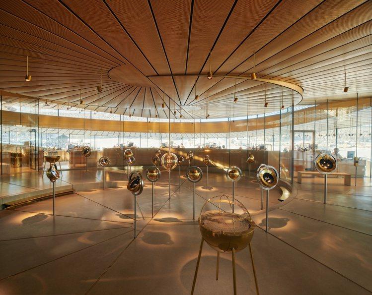 同時兼容博物館與工作坊的明亮寬敞空間,可於網路預約購買門票。圖 / Audema...
