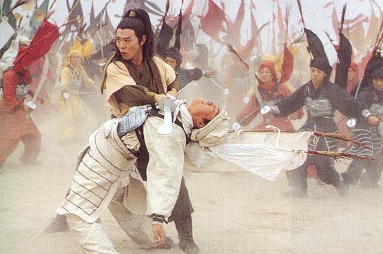 「倚天屠龍記之魔教教主」續集難產,一拖20多年還未能拍成。圖/摘自imdb