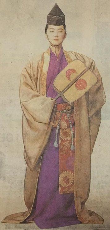 林青霞「東方不敗」扮相出色,掀起台港「金庸電影熱」。圖/報系資料照片