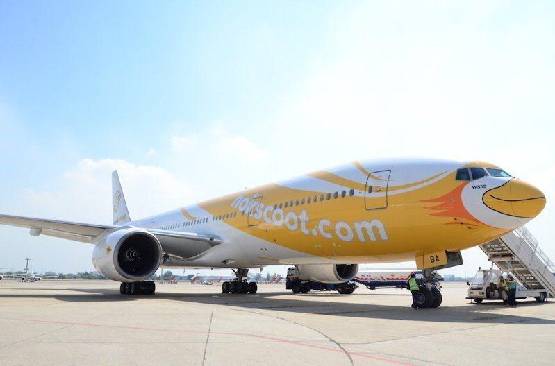 酷鳥航空將進行大規模裁員。圖/酷鳥航空提供