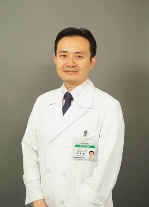 亞東醫院腎臟科主治醫師邱彥霖。圖/邱彥霖提供