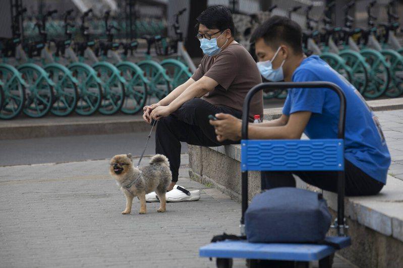 北京26日再增17例確診病例。 圖/美聯社