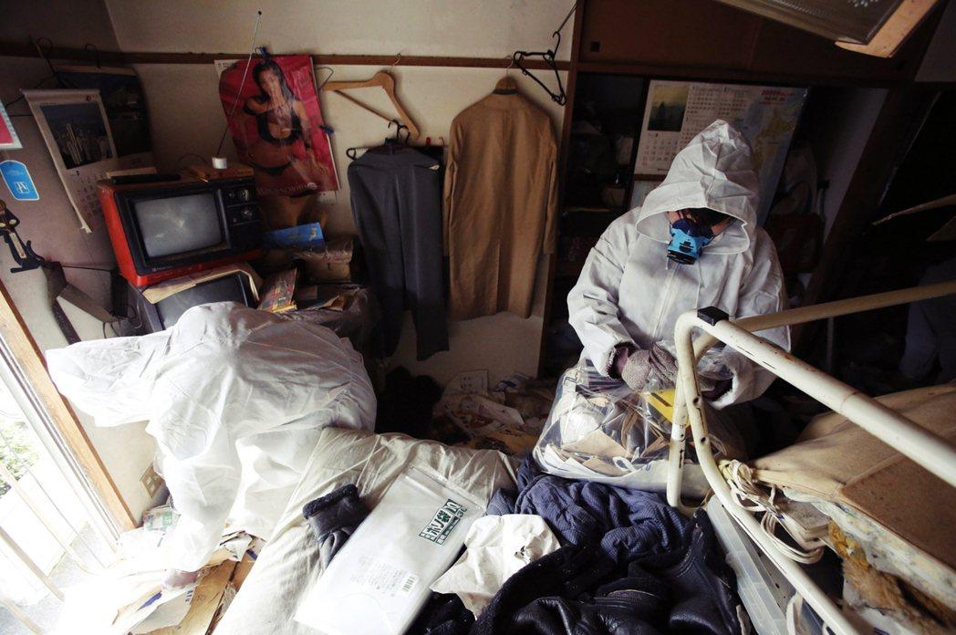 從2010年左右開始,特掃隊業者在日本約有100多家,而後歷經10年來日本超高齡...