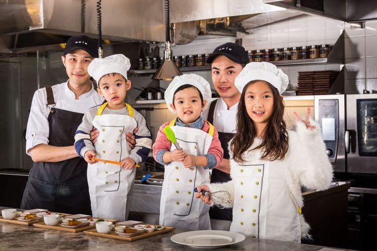 台北晶華酒店將飯店變郵輪,吃喝玩買學,一次搞定。圖/台北晶華酒店提供