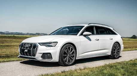 擁有越野性能的Audi A6 Allroad 交給ABT一樣變身殺手!