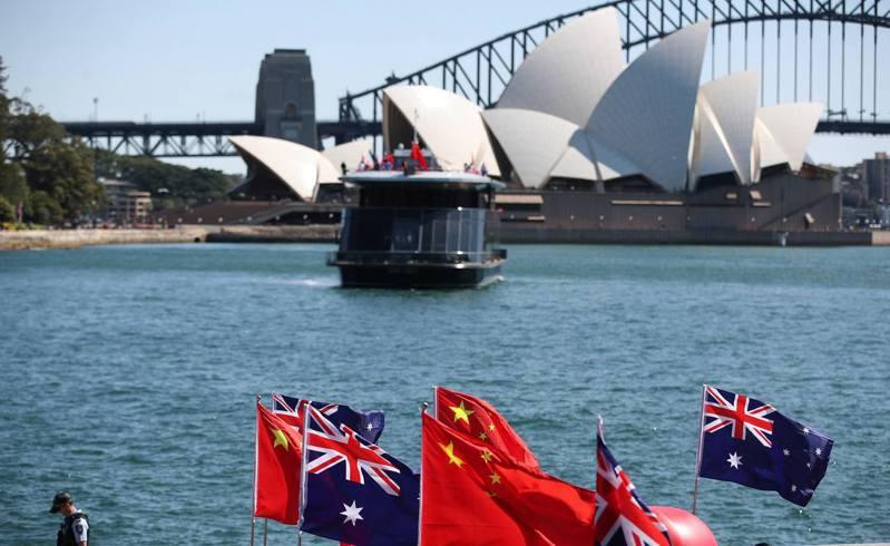 澳洲生活品質好得眾人肯定更有網友曝9成去過的人後悔回台。圖為雪梨市景。 新華社資料照片