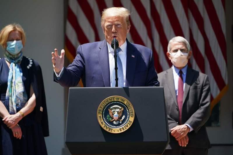 疫情大流行期間是否戴口罩?聯邦政府幾個月來都在傳遞模糊信息。 法新社