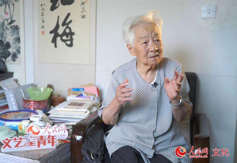 于藍在中國有很大名氣。 取材自人民網