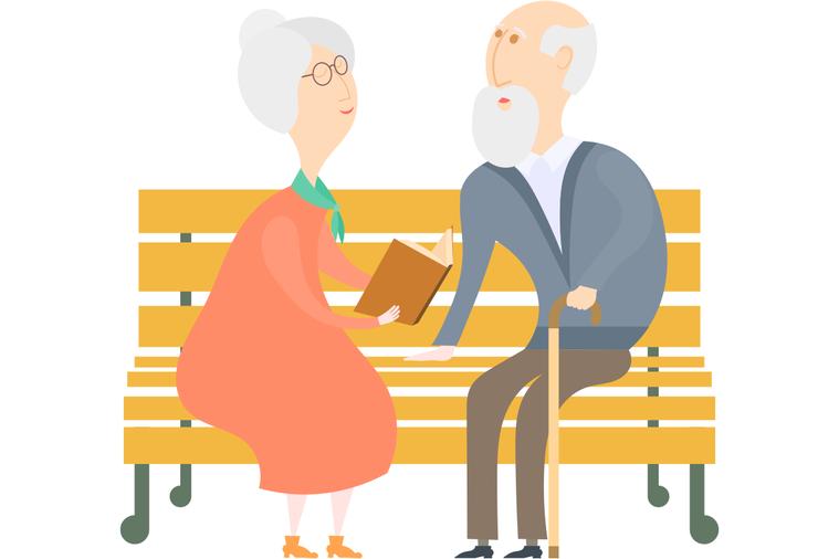 大家對老年有個特別有害的迷思:認為老年人不再工作,也沒有性生活了。 圖/ingi...