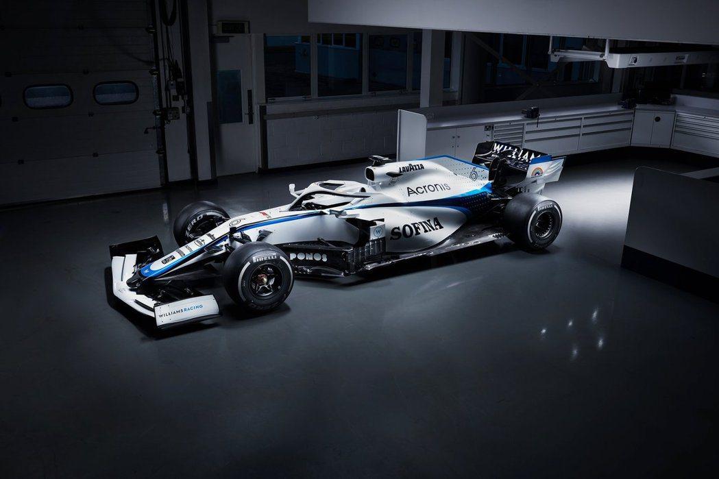 摘自Williams車隊