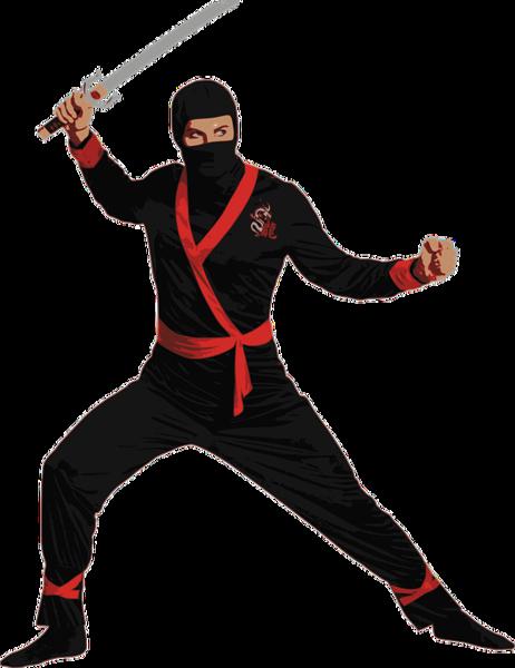 日本男子三橋源一通過為期2年的忍者及其博鬥技術研究的碩士課程後,獲得日本三重大學頒發的忍者研究學位。示意圖
