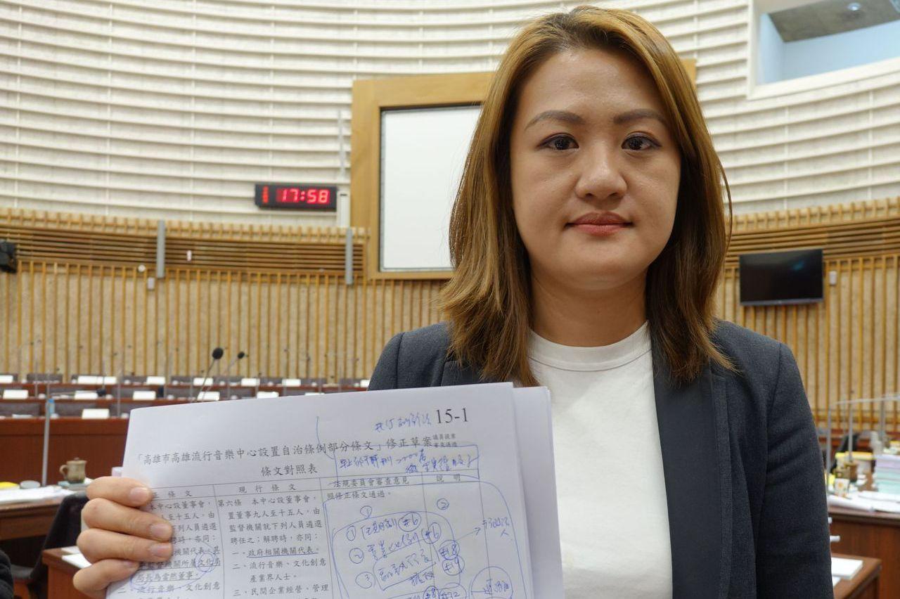 民眾遲收拜票簡訊 高閔琳遭檢舉挨罰50萬喊冤