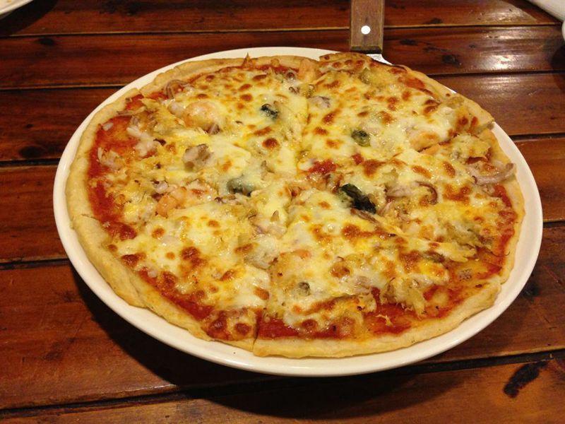 大爺店內提供有多種披薩與西餐料理。圖/取自大爺義大利餐廳 Antonio's Pizzeria粉絲頁