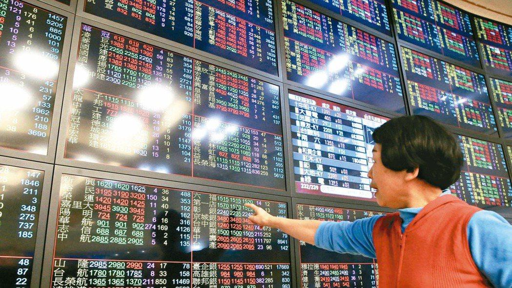 台股基金近三個月漲勢凌厲,績效前六名的台股基金,均有超過55%的漲幅。 (本報系...