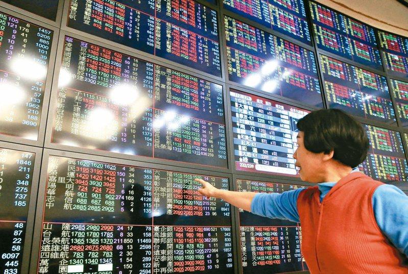 端午連假台股休市期間,美股因確診人數創單日新高、重啟經濟活動放緩而走跌,累計美股四大指數下跌3.31%至4.36%,連帶使台股今(29)日開盤下跌51.87點,開在11,608.8點。(本報系資料庫)