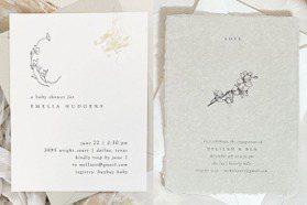 對婚禮邀函沒想法嗎?八種風格元素&範本 幫你挑出最接近理想中的婚禮邀請函!
