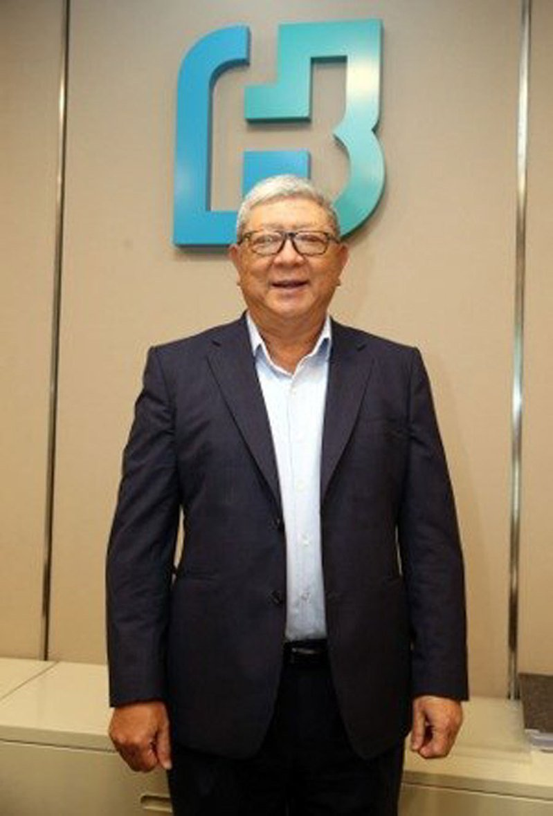 北富銀董事長陳聖德 。記者曾吉松/攝影
