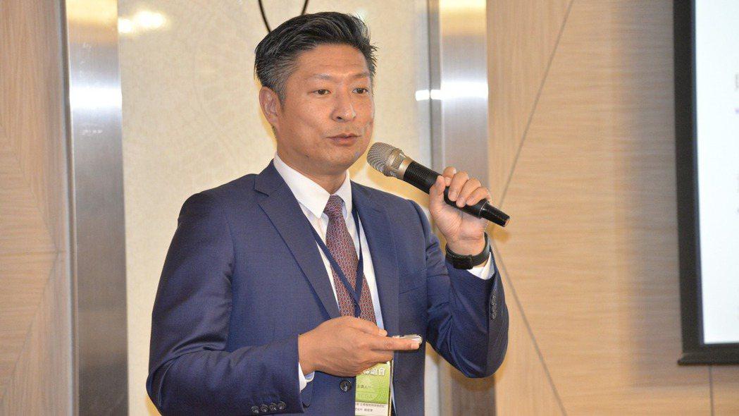 韋萊韜悅企業風險與保險經紀總經理閻治中。