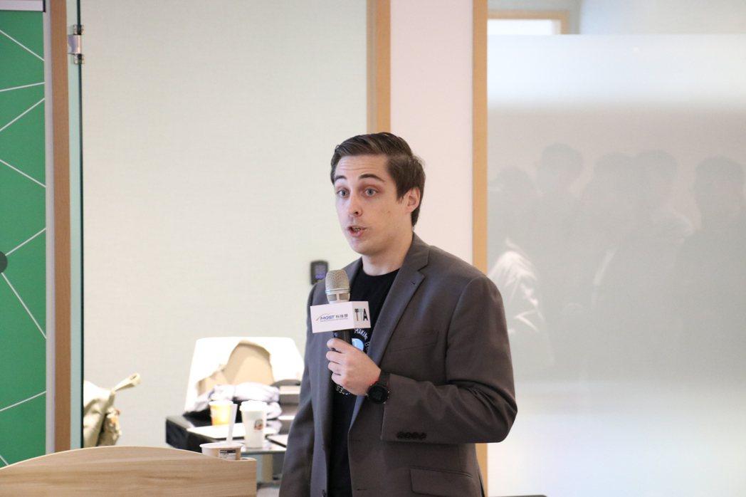 梅喬登(Jordan Masys)說道Kiipo是台灣新型新創公司很好的典範,也...
