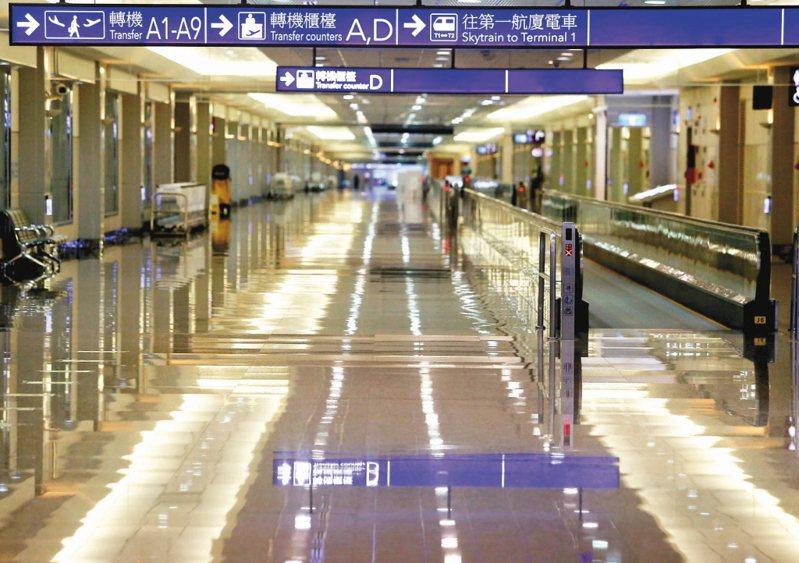 台灣從今天起,放寬外籍、香港及澳門人士入境,許多民眾一踏上台灣土地都表示,感覺很安心。 聯合報系資料照片/記者陳嘉寧攝影