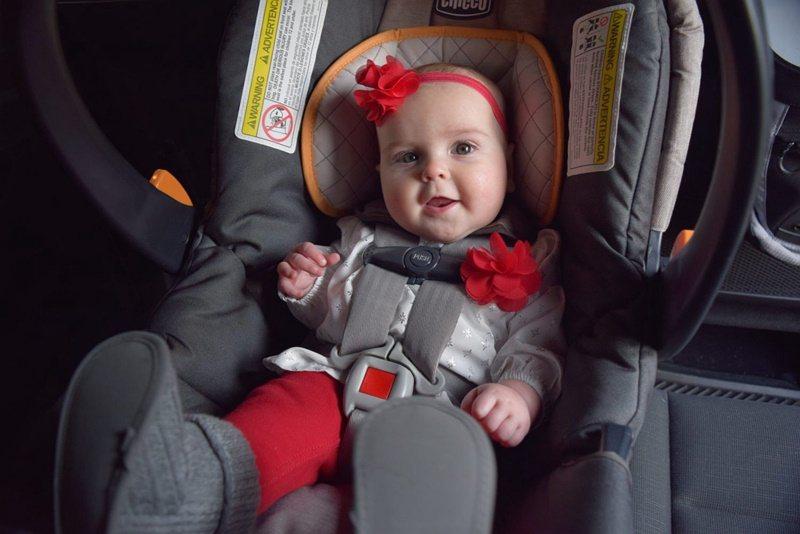 攜帶4歲以下孩童開車出遊一定乘坐兒童安全座椅,不然駕駛會被處以新臺幣1,500元...