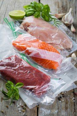 做好冰箱管理,食材美味不流失。 圖/幸福文化提供