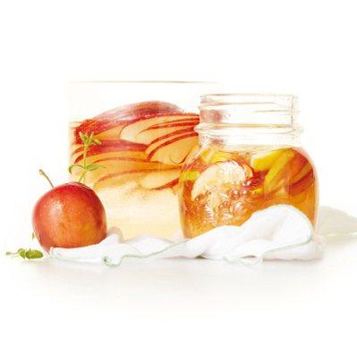 蘋果釀。 圖/台灣廣廈提供