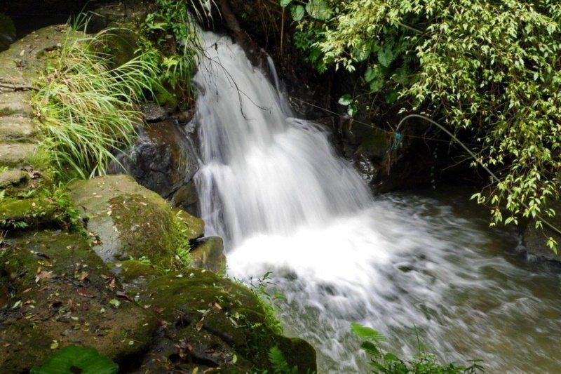 望古瀑布雖然不如十分瀑布的壯觀,但幽靜的環境搭配上優美的景緻,反而讓人心靈平靜。...