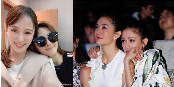 陳喬恩與謝娜情同姊妹,最近卻對外說「謝娜不再是我最好的朋友了」。 圖/摘自網路