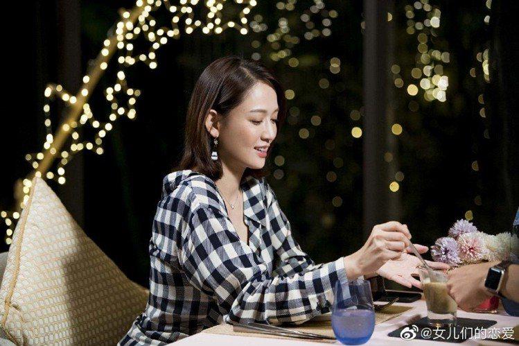 外貌與體態完全青春少女的陳喬恩,去年底在陸綜《女兒們的戀愛》強力放電,現實生活中...
