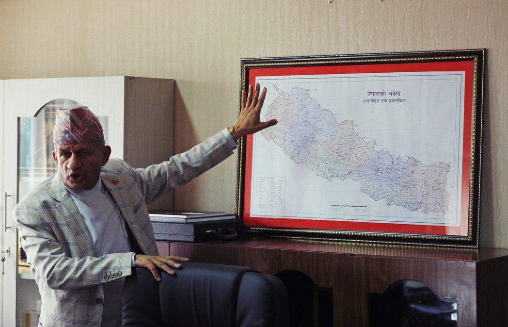 6月中旬,尼泊爾修法將兩國存在主權爭議的部分領土——卡拉帕尼(Kalapani)...