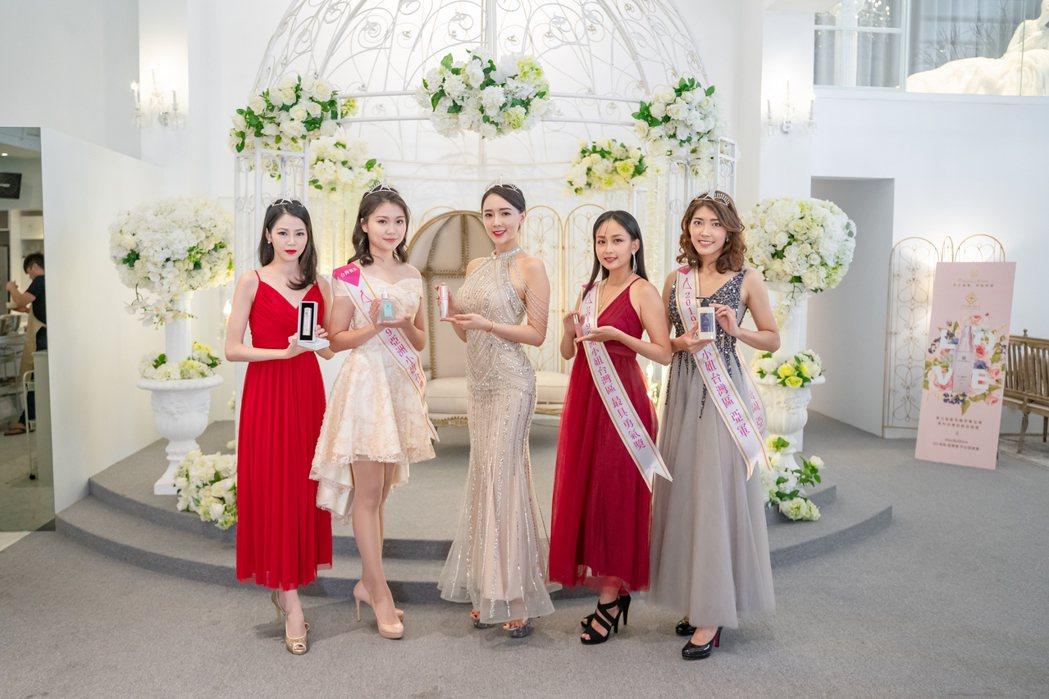 「東方魅麗有機呵護」為 2020 年亞洲小姐台灣區指定保養品品牌。