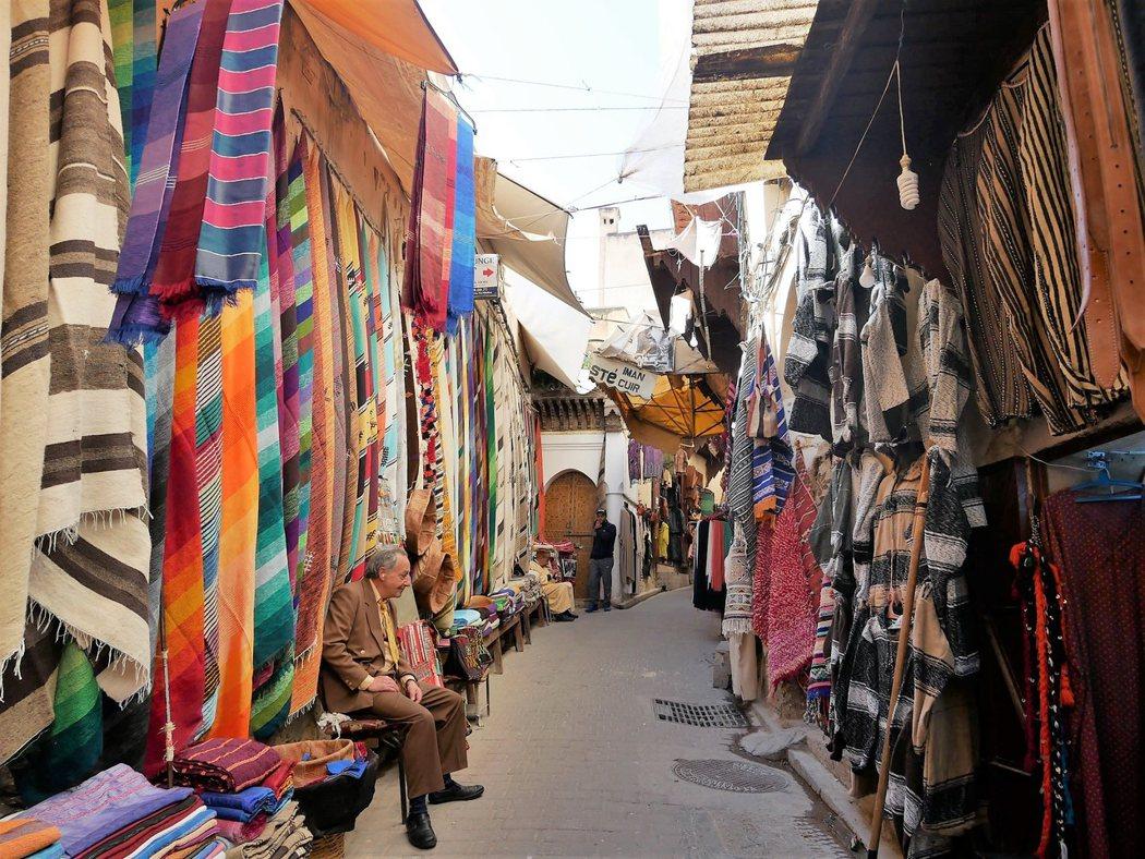 摩洛哥人的必須品 - 布巾