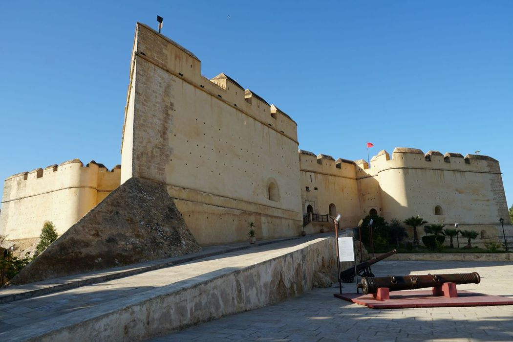 Borj Nord 堡壘現在已成軍事博物館