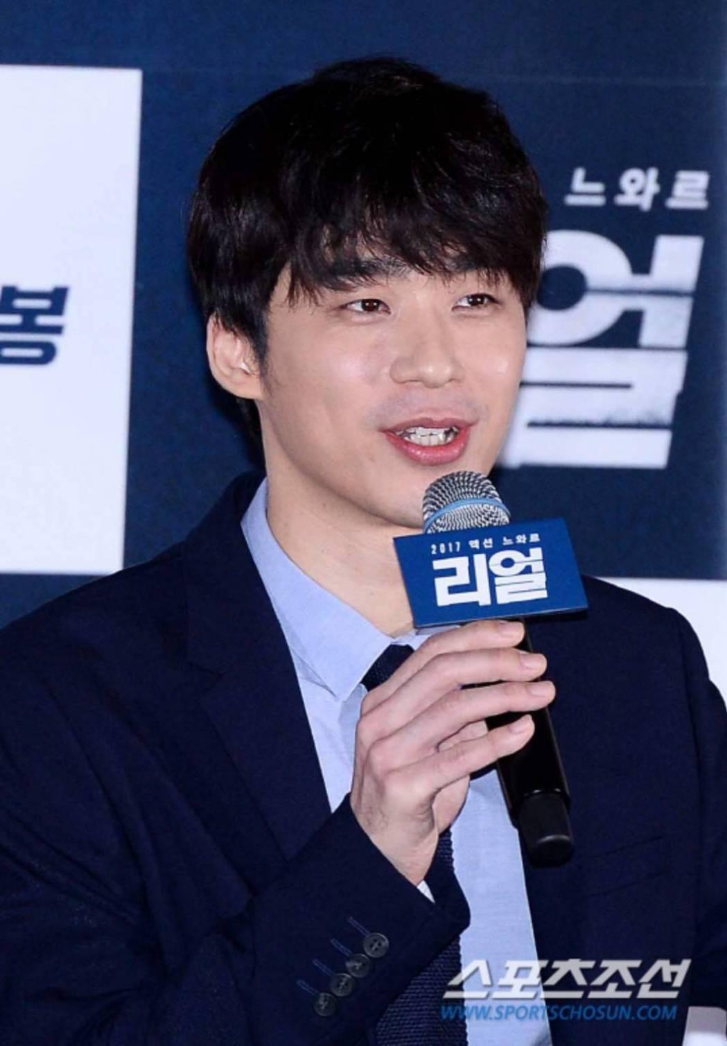 李沙朗是金秀賢的表哥。圖/摘自朝鮮體育