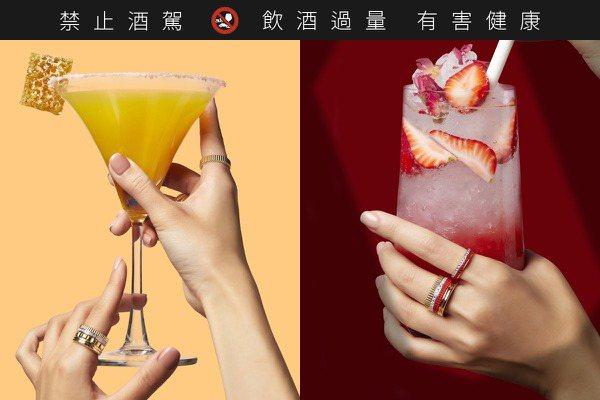 每一杯都太欠喝!Boucheron聯手WOOBAR  五杯Quatre靈感特調  美炸又美味