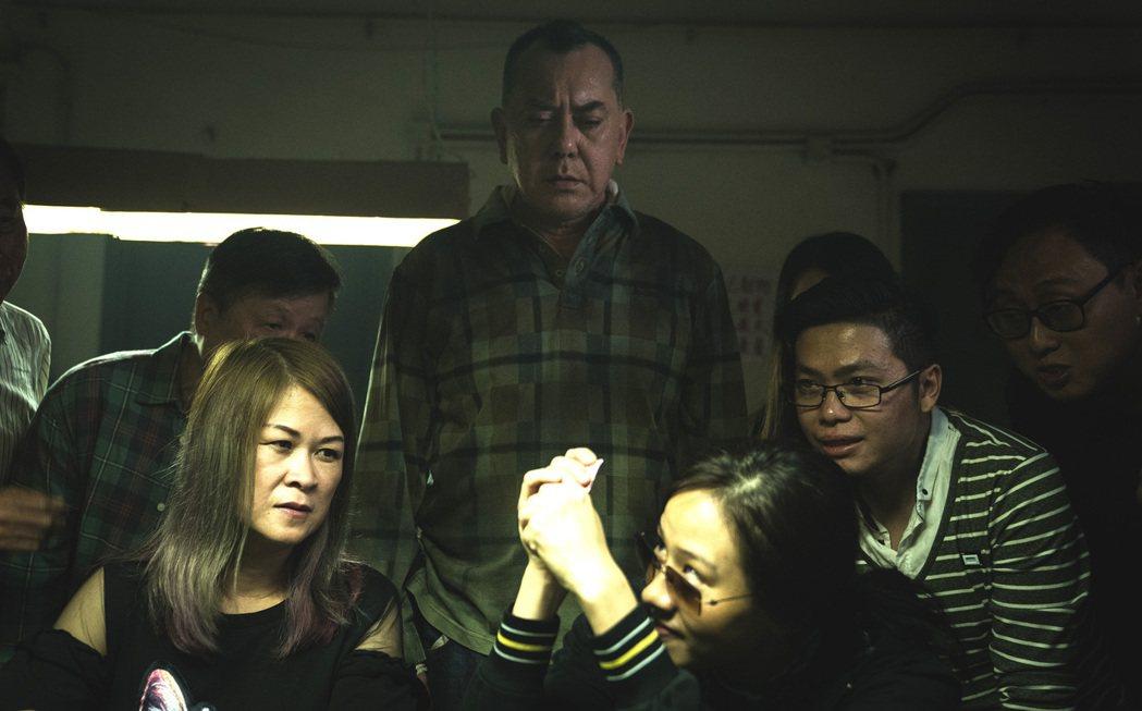 「死因無可疑」香港端午節檔開紅盤。圖/華映提供