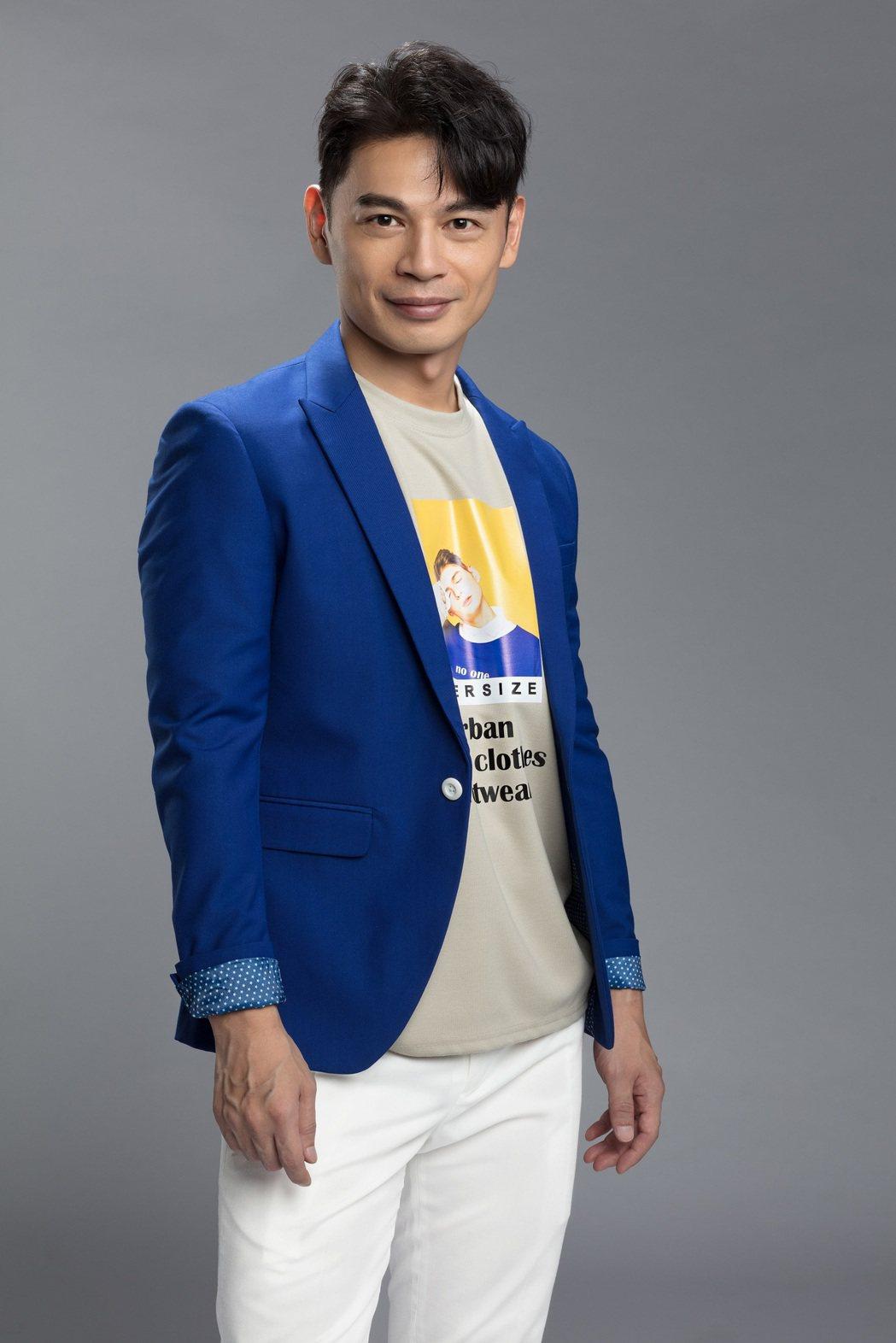 阿Ken擔任台北電影獎頒獎人。圖/台北電影節提供