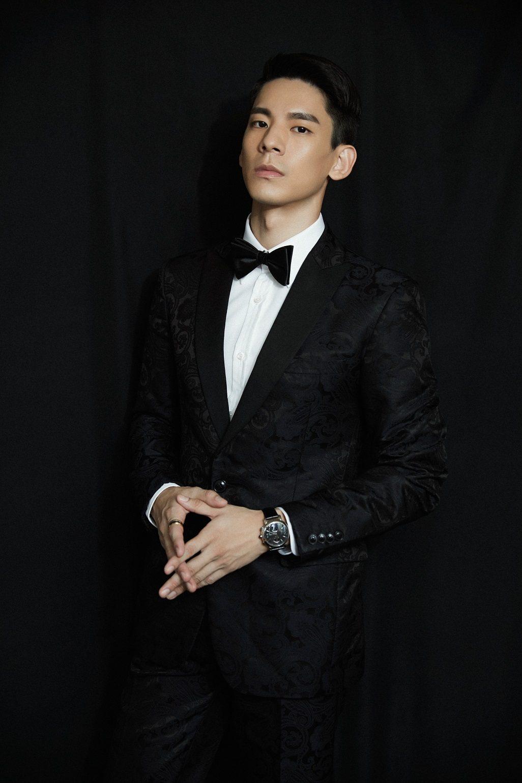 林柏宏擔任台北電影獎頒獎人。圖/台北電影節提供