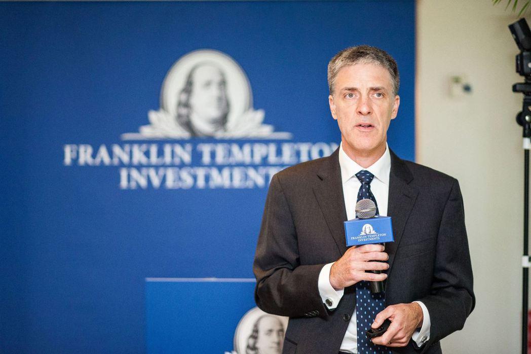 富蘭克林舉辦「後疫情時代 創新科技生活的投資契機」亞太區線上媒體記者會,由富蘭克...