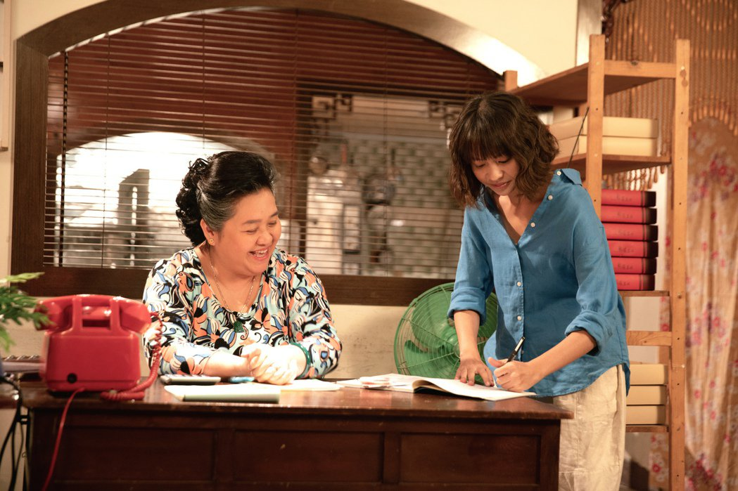 鍾欣凌、黃姵嘉兩位金鐘視后合作「我的婆婆怎麼那麼可愛」。圖/公視提供