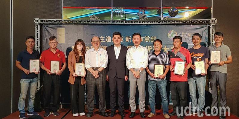 民進黨新竹市黨部召開第13屆新任黨代表大會。圖/民進黨新竹市黨部提供