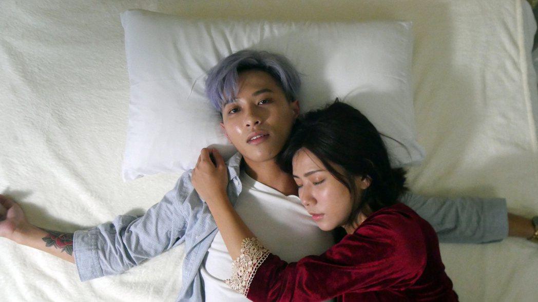 男團「Xunday」推出抒情單曲「愛情現世報」。圖/尬音樂提供