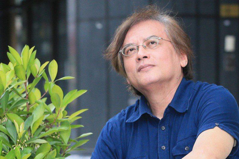 張貴興成為首位奪得聯合報文學大獎的馬來西亞裔作家。記者潘俊宏/攝影