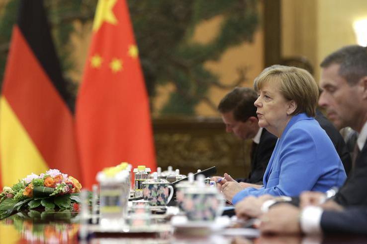德國擔任輪值主席 歐盟如何調整對華關系?