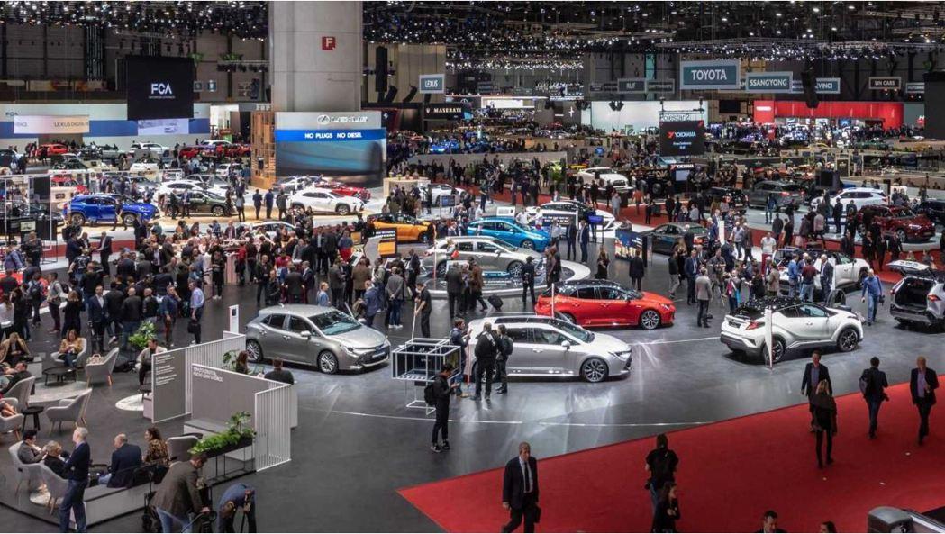 2021日內瓦車展有可能會辦不成。 摘自Motor 1