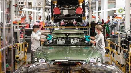 英國5月大受疫情影響 生產車輛數創75年來新低