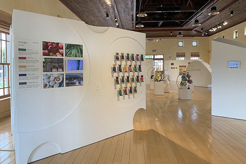 感動鼠屏東特展展場空景。 學學文化創意基金會/提供